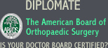 The American Board of Orthopaedic Surgery